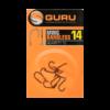 Kép 1/5 - GURU MWG Barbless szakáll nélküli horog 14-es
