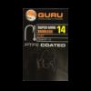 Kép 2/6 - GURU Super MWG szakáll nélküli horog 10-es