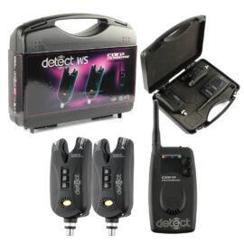 CARP ACADEMY Bite Alarm Detect 2+1 Elektromos kapásjelző szett