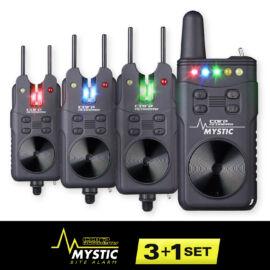 CARP ACADEMY Mystic Elektromos kapásjelző szett 3+1