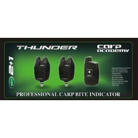 CARP ACADEMY Thunder Elektromos kapásjelző szett 2+1