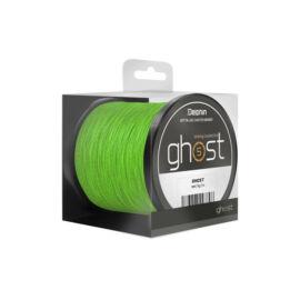 DELPHIN GHOST 4+1/zöld 0,18mm 20lbs 200m Süllyedő,pontyozó főzsinór