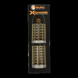 GURU X-Change Distance Feeder kosár Large 20g+30g Cage
