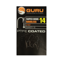 GURU Super MWG szakáll nélküli horog 18-as