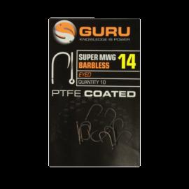 GURU Super MWG szakáll nélküli horog 16-os