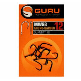 GURU MWG Barbed mikroszakállas horog 18-as