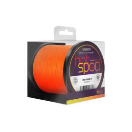 DELPHIN HotSPOD 4 / narancsszínű fonott zsinór 0,14mm/300m