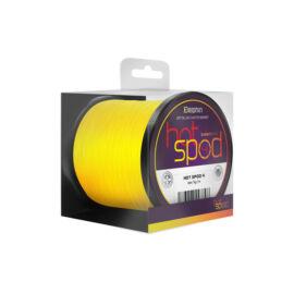 DELPHIN HotSPOD 4 / sárga fonott zsinór 0,14mm/300m