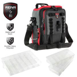 REIVA Pergető táska vízálló 25x30x15cm