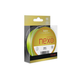 DELPHIN NEXO 8 Fluo Fonott Zsinór 0,10mm/13.6Lbs/130m