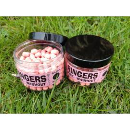 RINGERS Chocolate NEW Washout wafter Pink 6mm