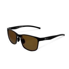 DELPHIN SG BLACK Fotokromatikus napszemüveg barna lencsével