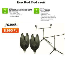 CARP ACADEMY Eco Rod Pod Szett