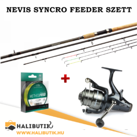 NEVIS SYNCRO Feeder Szett 360