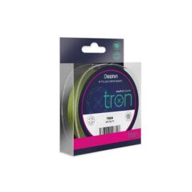 DELPHIN TRON Zöld Fonott Zsinór 0,06mm/6Lbs/130m