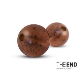 DELPHIN THE END Gumiütköző golyó / 60db 5mm