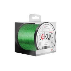 DELPHIN TOKYO Fluo zöld Monofil zsinór 0,261mm 12lbs 1200m