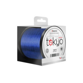 DELPHIN TOKYO kék színű monofil zsinór 0,33mm/1100m