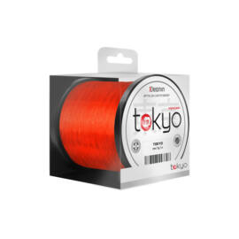 DELPHIN TOKYO narancs színű monofil zsinór 0,30mm/600m