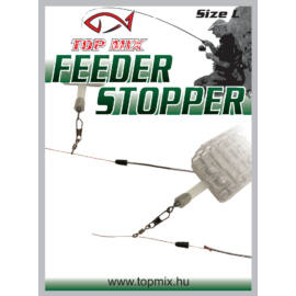 TOP MIX Feeder stopper L