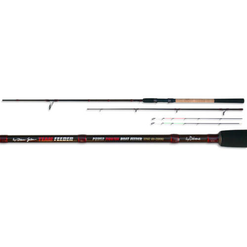 BY DÖME TEAM FEEDER Power Fighter Quiver 270M 10-40gr
