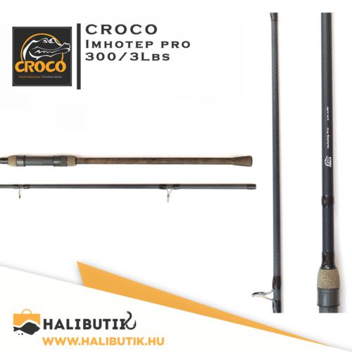 CROCO IMHOTEP Pro 3,0m / 3,0LBS Pontyozó bot