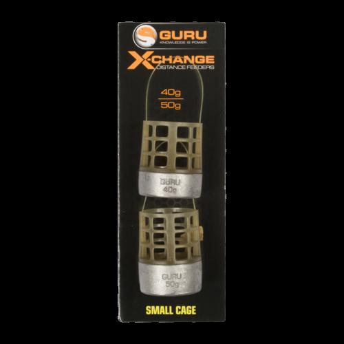 GURU X-Change Distance Feeder kosár Small 40g+50g Cage