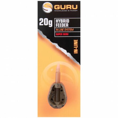 GURU Extra Distance Hybrid Feeder kosár Super Mini 30g