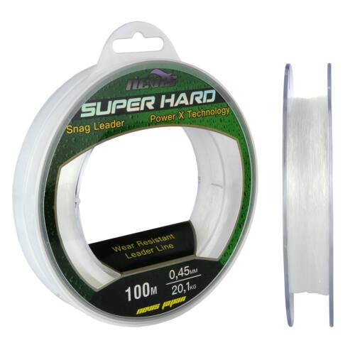 NEVIS Super Hard 100m 0,50mm Előtét zsinór