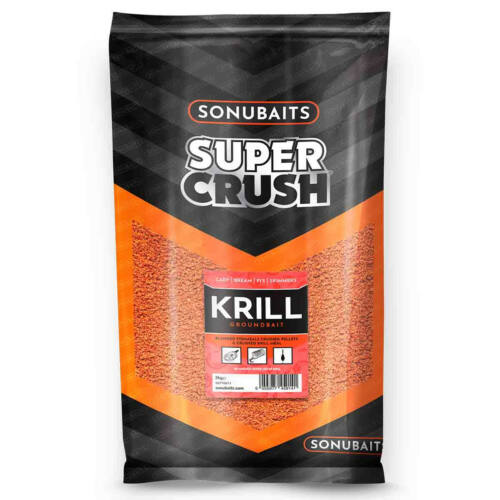 SONUBAITS Supercrush Krill etetőanyag 2Kg