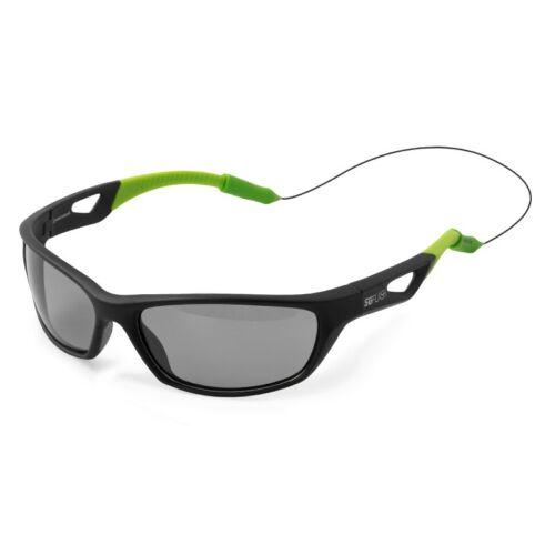 DELPHIN SG FLASH Polarizált napszemüveg szürke lencsével