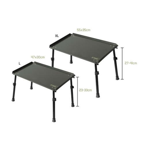 DELPHIN STEELS Sátorasztal XL 55x35cm