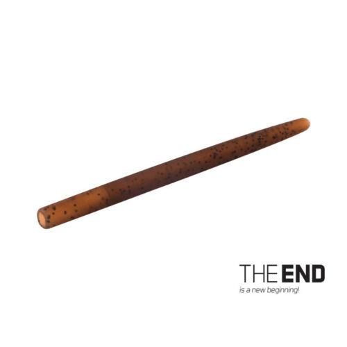 DELPHIN THE END Kemény gubancgátló gumi / 10db 4cm